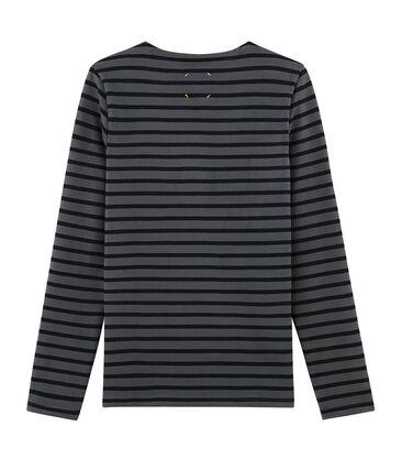 Unisex marinière Maki grey / Black black