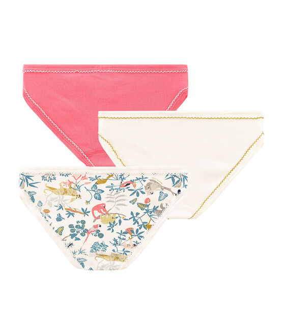 Girls' pants - Set of 3 . set