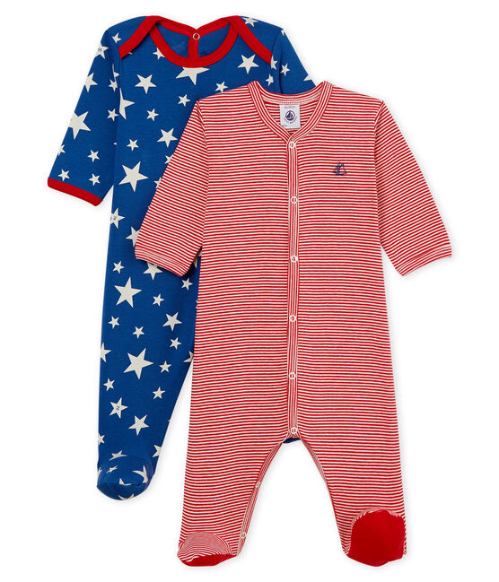 Baby Boys' Sleepsuit - Set of 2 . set