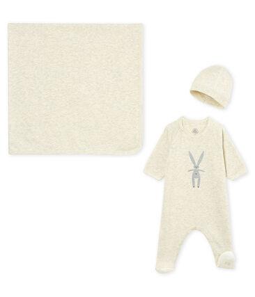 Unisex baby 3-piece gift box