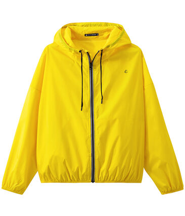 Unisex Short Windbreaker Jaune yellow