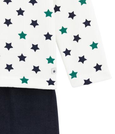 Boys' Warm Pyjamas - Set of 2