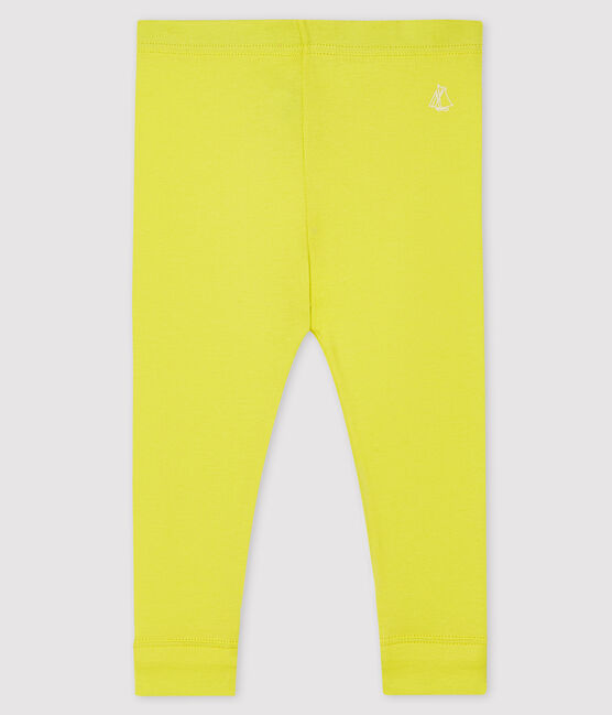 Baby Girls' Leggings Eblouis yellow