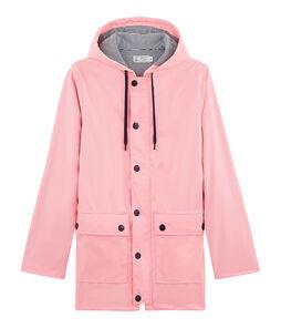 Unisex Iconic Waxed Coat Rosako pink