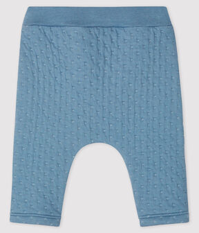 Babies' Quilted Tube Knit Leggings TEMPETE