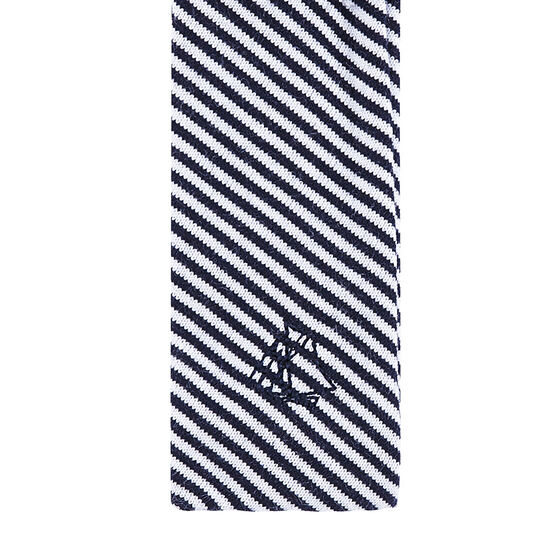 Boys' Tie Smoking blue / Marshmallow white