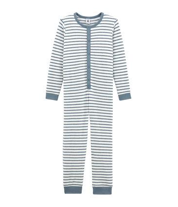 Little boy's loungewear onesie