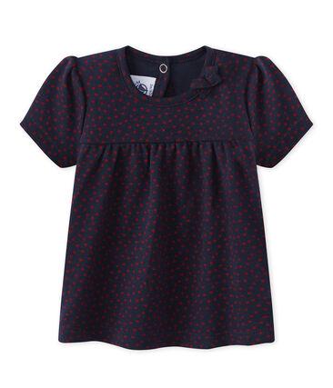Baby girl's print T-shirt
