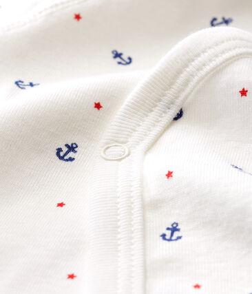 Baby Boys' Long-Sleeved Newborn Bodysuit