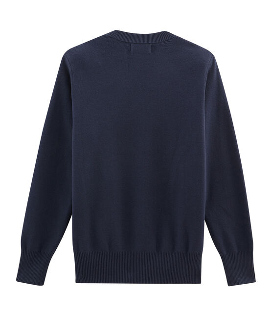 Women's Pullover Smoking blue