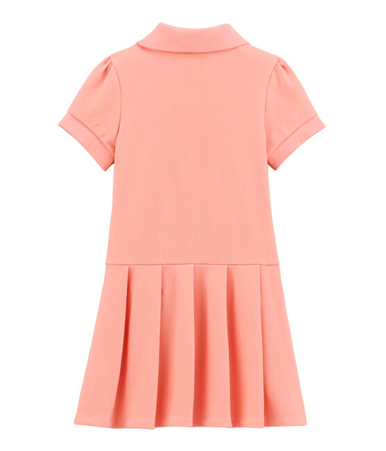 Girls' Dress Rosako pink