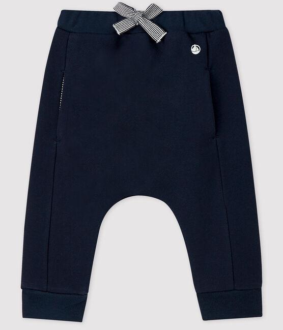 Baby boy's fleece trousers SMOKING