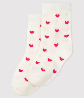 Pack of 2 pairs of socks for babies. . set