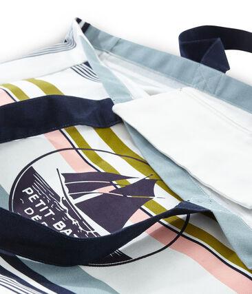 Tote Bag Marshmallow white / Multico white