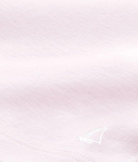 Girls' vest top Vienne pink