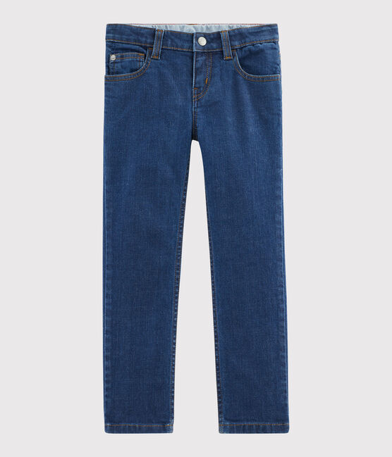 Boys' Denim Trousers DENIM BRUT