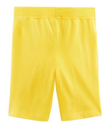 Boys' Bermuda Shorts Shine yellow