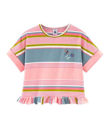 Girls' Short-sleeved T-shirt