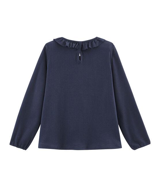 Girls' Long-Sleeved T-shirt SMOKING