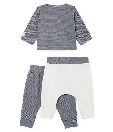 Baby Boys' Ribbed Clothing - 3-piece set