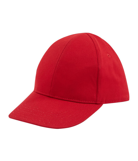 Unisex Child's Cap Terkuit red