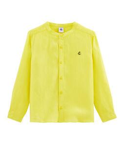 Boys' Shirt Eblouis yellow