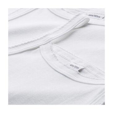 Girls' strap vests - Set of 2