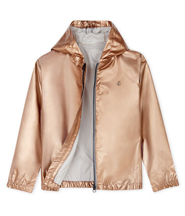 Unisex Children's Windbreaker Copper pink