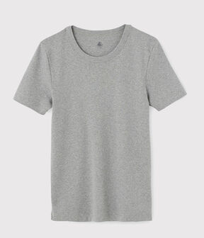 Men's short-sleeved T-shirt Subway grey