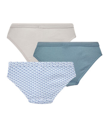 Set of 3 boys' briefs . set
