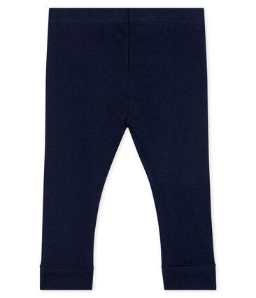 Baby Girls' Leggings Smoking blue