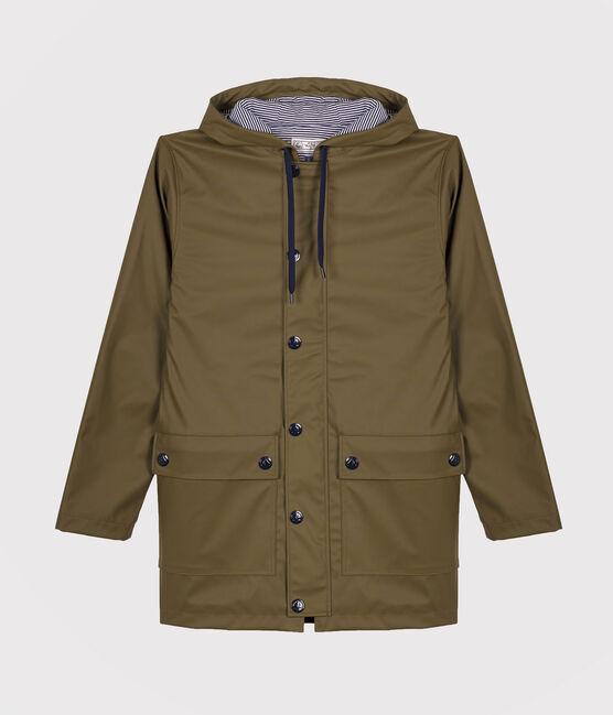 Iconic Unisex Raincoat Litop green