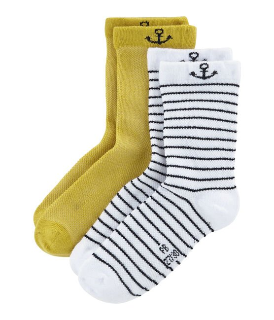 Boys' Socks - 2-Piece Set . set