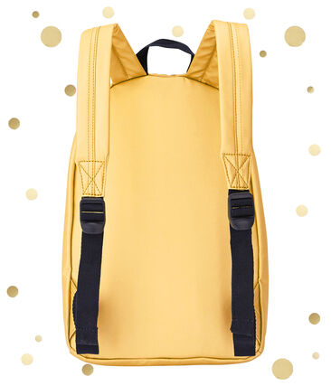 Backpack Dore yellow
