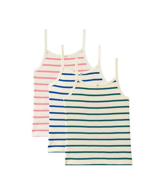 Petit Bateau Girls Vest