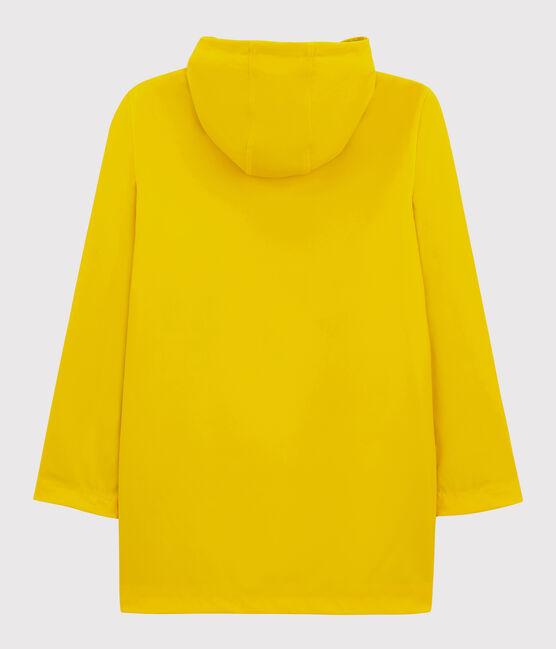 Iconic Unisex Raincoat Jaune yellow