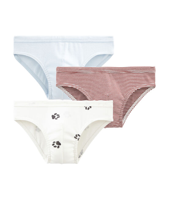 Boys' Brief - 3-Piece Set . set