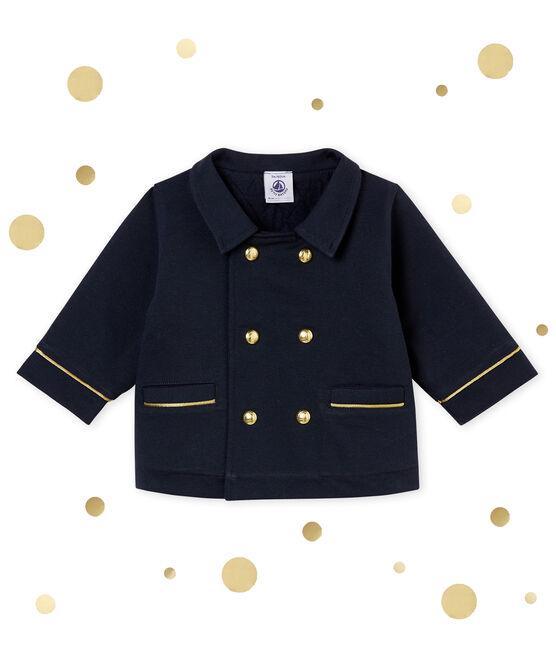 Baby boy's jacket Smoking blue