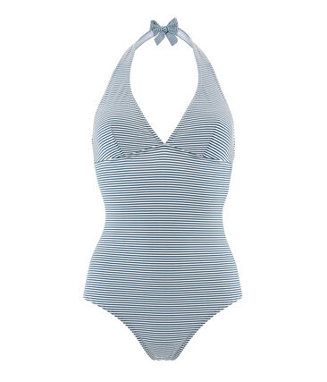 Women's 1-piece swimsuit