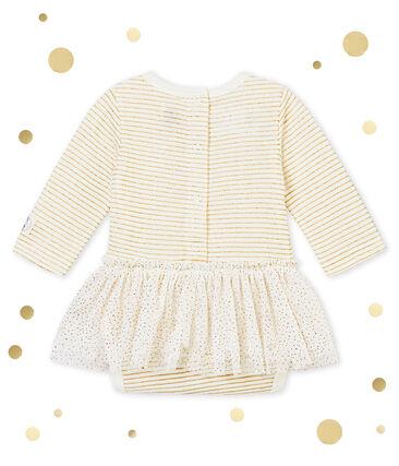 Baby girls' bodysuit dress