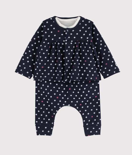 Baby Girls' Ribbed Clothing - 3-Pack