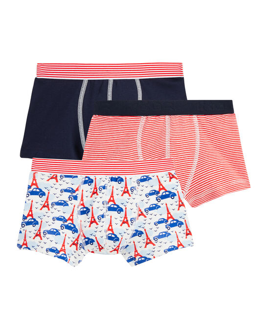 Boys' Boxer Shorts - 3-Piece Set . set