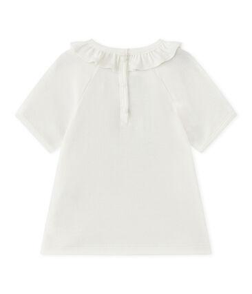 Baby girl's short-sleeved T-shirt