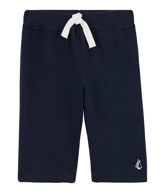 Boys' Bermuda Shorts Smoking blue