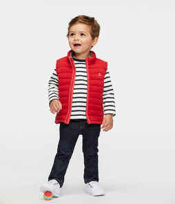 Baby Boys' Sleeveless Jacket