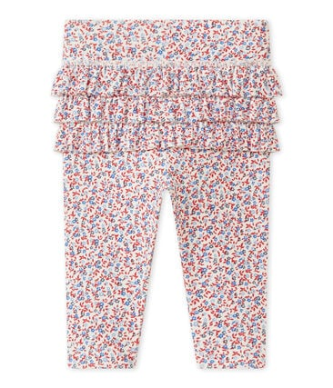 Baby girl's print leggings