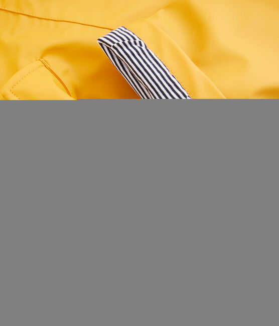 Women's Oversized Parka Boudor yellow