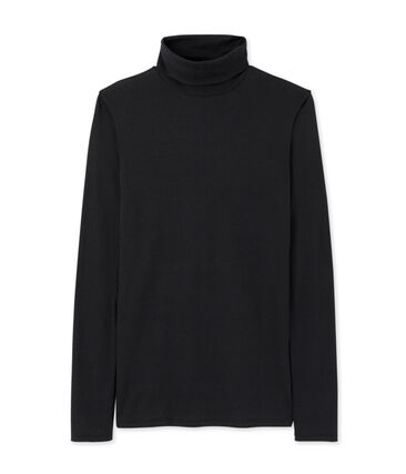 women's plain polo neck