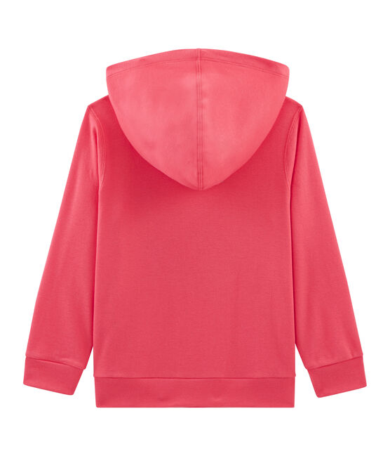 Child's hoody Groseiller pink