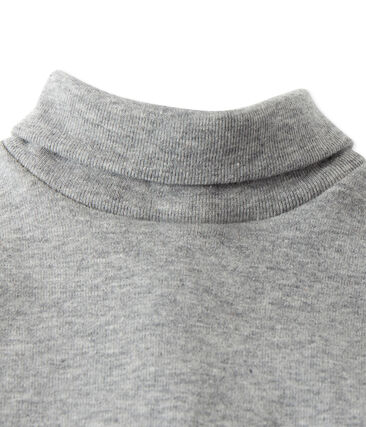 Mixed baby's roll neck body